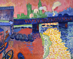 Derain_Charing Cross Bridge